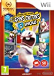 The Lapins Cr�tins show - Nintendo Se...