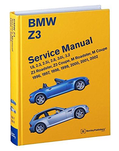 BMW Z3 Service Repair Manual - BMW Z3 PDF Downloads