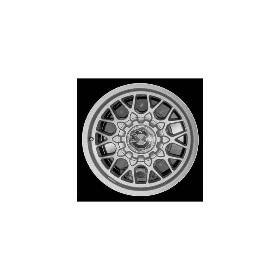 96 97 BMW 318IS 318 is ALLOY WHEEL RIM 15 INCH, Diameter 15, Width 7 (WEB DESIGN), 47mm offset Style #29 BBS Style, SILVER, 1 Piece Only, Remanufactured (1996 96 1997 97) ALY59227U10