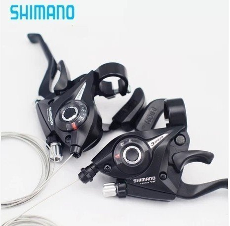 shimano-ef-51-shifter-brake-lever-combo-3-x-7-speed-with-shift-cable-right-left-by-4ucycling