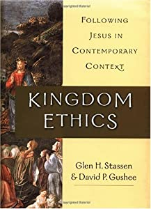 "Cover of ""Kingdom Ethics: Following Jesus..."