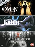 The Omen/The Entity/The Blair Witch Project [DVD]