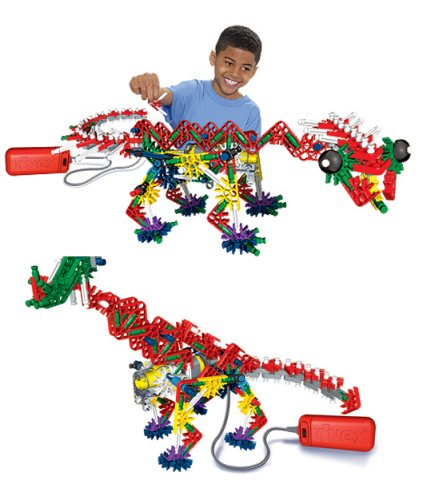 Buy Electronic Dinosaur Building Set