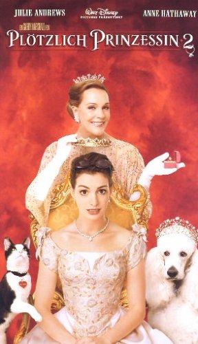 Plötzlich Prinzessin 2 [VHS]