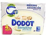 Dodot - Pa�ales Sensitive para reci�n nacidos - talla 1, 2-5 kg - 30 unidades