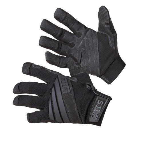5.11 59360 Tac K9 Dog Handler Glove, Black, Large