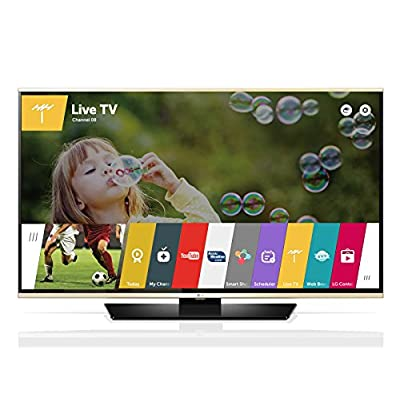 LG 40LF6300 100cm (40 inches) Full HD LED Smart TV