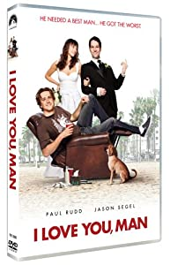 I Love You, Man [DVD] [2009]