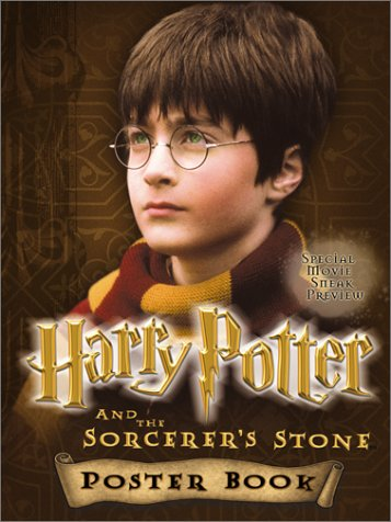 Harry Potter Poster Book, J. K. Rowling