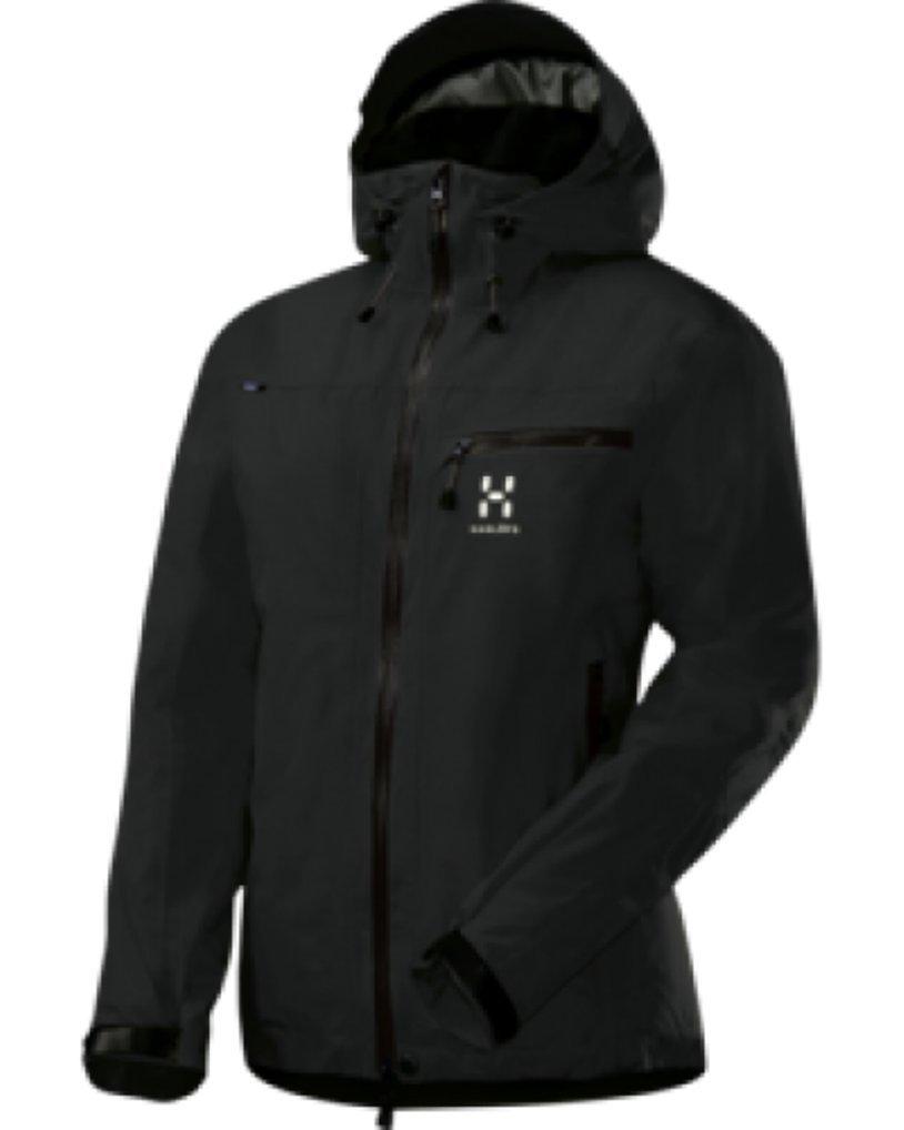 Haglöfs Nevluk II Q Jacke black jetzt kaufen