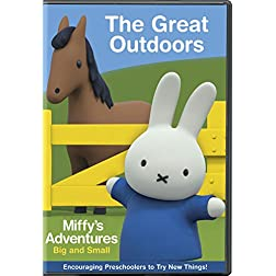 Miffy's Adventures Big and Small: The Great Outdoors DVD