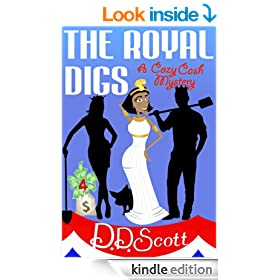 The Royal Digs (The Cozy Cash Mysteries)