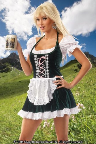 Sexy German Beer Maiden Costume
