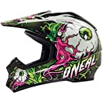 O'Neal Racing 5 Series Mutant Helmet Medium/Green/Pink