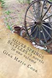 img - for Silver Springs SETTLERS Series - Books 1-3: Building Fences, Mending Hearts + The Right Choice + Mail Order Bride book / textbook / text book