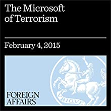 The Microsoft of Terrorism (       UNABRIDGED) by Clint Watts Narrated by Kevin Stillwell