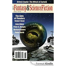The Magazine of Fantasy & Science Fiction July/August 2011 (English Edition)