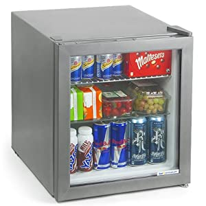 GarysonHarvey  On Amazon  yes really  Frostbite Mini Fridge Silver