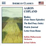Rodeo/Red Pony/Prairie Journal