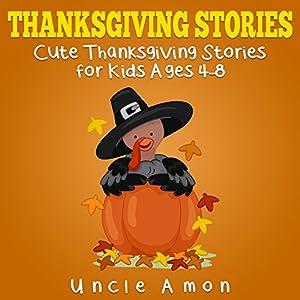 Thanksgiving Stories for Kids + Thanksgiving Jokes Audiobook