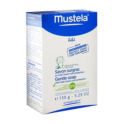 Mustela Cold Cream Soap 150g