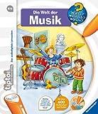 tiptoi® Die Welt der Musik (tiptoi® Wieso? Weshalb? Warum?, Band 3) title=