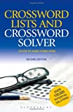 img - for Crossword Lists & Crossword Solver: Over 100,000 Potential Solutions Including Technical Terms, Place Names and Compound Expressions book / textbook / text book