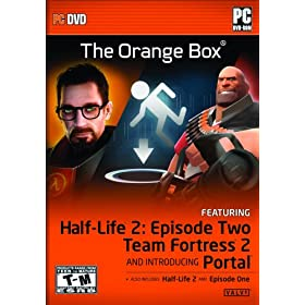 51P9jz%2BPqBL. SL500 AA280  The Orange Box (PC Version)   $30 Shipped