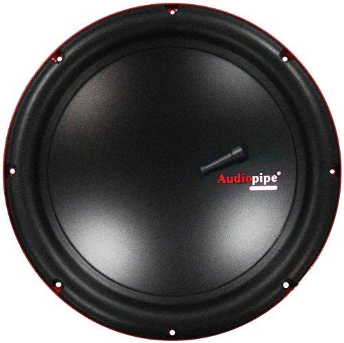 "Audiopipe Tsvr12 12"" 750W Car Audio Power Subwoofer Dvc"