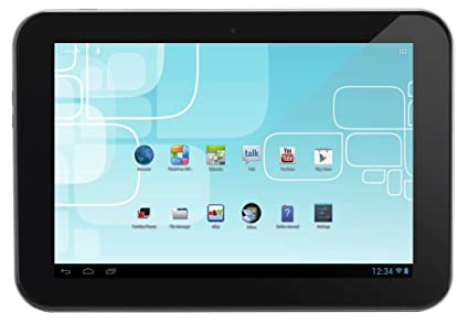 "Toshiba AT300SE-101 Tablette Tactile 10.1 "" NVIDIA Android Argent"