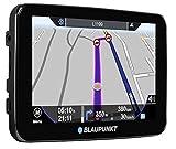 Blaupunkt TravelPilot 72 Truck EU LMU Navigationssystem Touchscreen-Farbdisplay