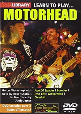 Learn To Play Motörhead