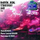 Bartok-Berg-Stravinsky-Amy-Trios