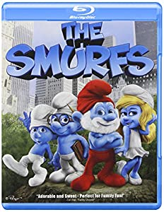 The Smurfs [Blu-ray]