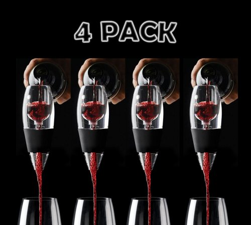 Vinturi Wine Aerator - Lot of 4