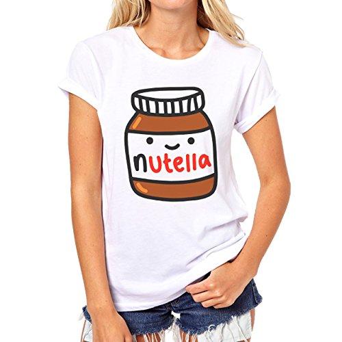 Nutella Jar Quality Small Womens T-Shirt