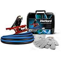 DieHard Platinum 20-Feet 450A 4-Gauge Booster Cable Kit