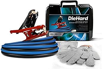 DieHard 71304 20ft. Booster Cable Kit