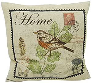 Decorative Pillows Newport Layton Home Fashions : Newport Layton Home Fashions Robin Knife Edge Polyester Filled Pillows, 18-Inch, Natural: Amazon ...