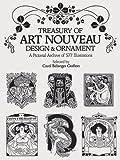 Treasury of Art Nouveau Design & Ornament (Dover Pictorial Archive)
