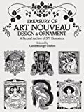 Treasury of Art Nouveau Design and Ornament (Dover Pictorial Archive)