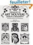 Treasury of Art Nouveau Design and Or...