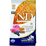 Farmina Natural And Deliciou LG Lamb And Blueberry Adult Dog Food, 2.5 Kg