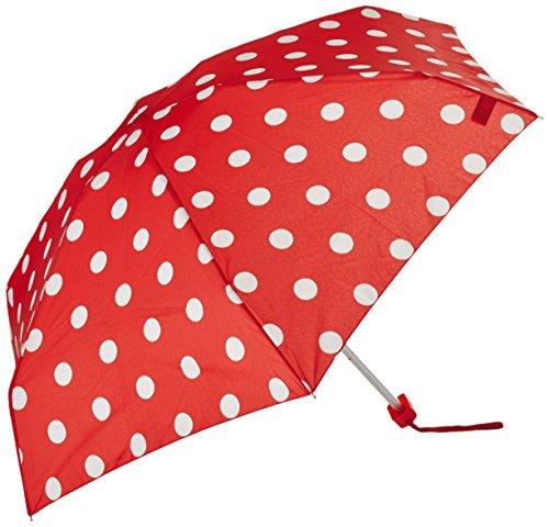 leighton-womens-4-fold-flat-auto-o-c-polka-dot-red-white-one-size
