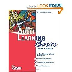 Adult Learning Basics (ASTD Training Basics Series) (9781562865337)