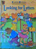 img - for Looking for Letters by M.C. Leeka (Finders Keepers, Fun-To-Find Basic Concepts) 1991 Hardcover book / textbook / text book