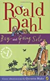 Boy: and, Going Solo (0141322772) by Dahl, Roald