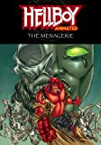 Hellboy Animated, Vol. 3: The Menagerie by Jason Hall, Nate Piekos, Rick Lacy, Ben Stenbeck