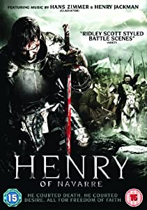 Henry of Navarre (2010) ( Henri 4 ) ( Henri IV ) [ NON-USA FORMAT, PAL, Reg.2 Import - United Kingdom ]