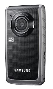 Samsung HMX-W200 Waterproof HD Recording with 2.3-inch LCD Screen (Titanium Gray)